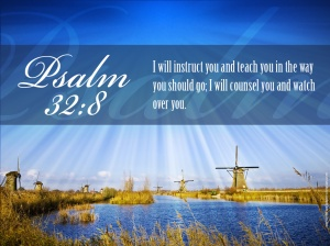 Psalm 32-8