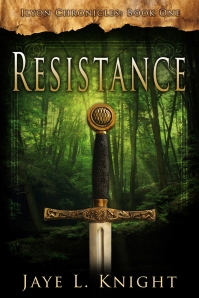 """Resistance"" by Jaye L. Knight"