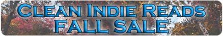 Clean Indie Reads Fall Sale Banner