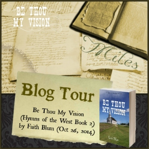 Be Thou My Vision Blog Tour