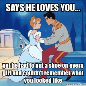 Prince Charming meme