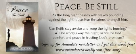 Peace Be Still - blurb