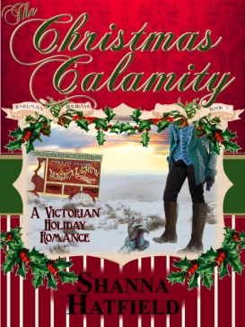 The Christmas Calamity Cover lr