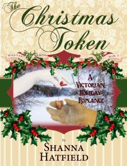 The Christmas Token Cover bn