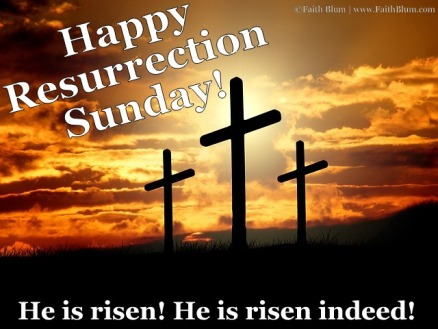 Happy Resurrection Sunday