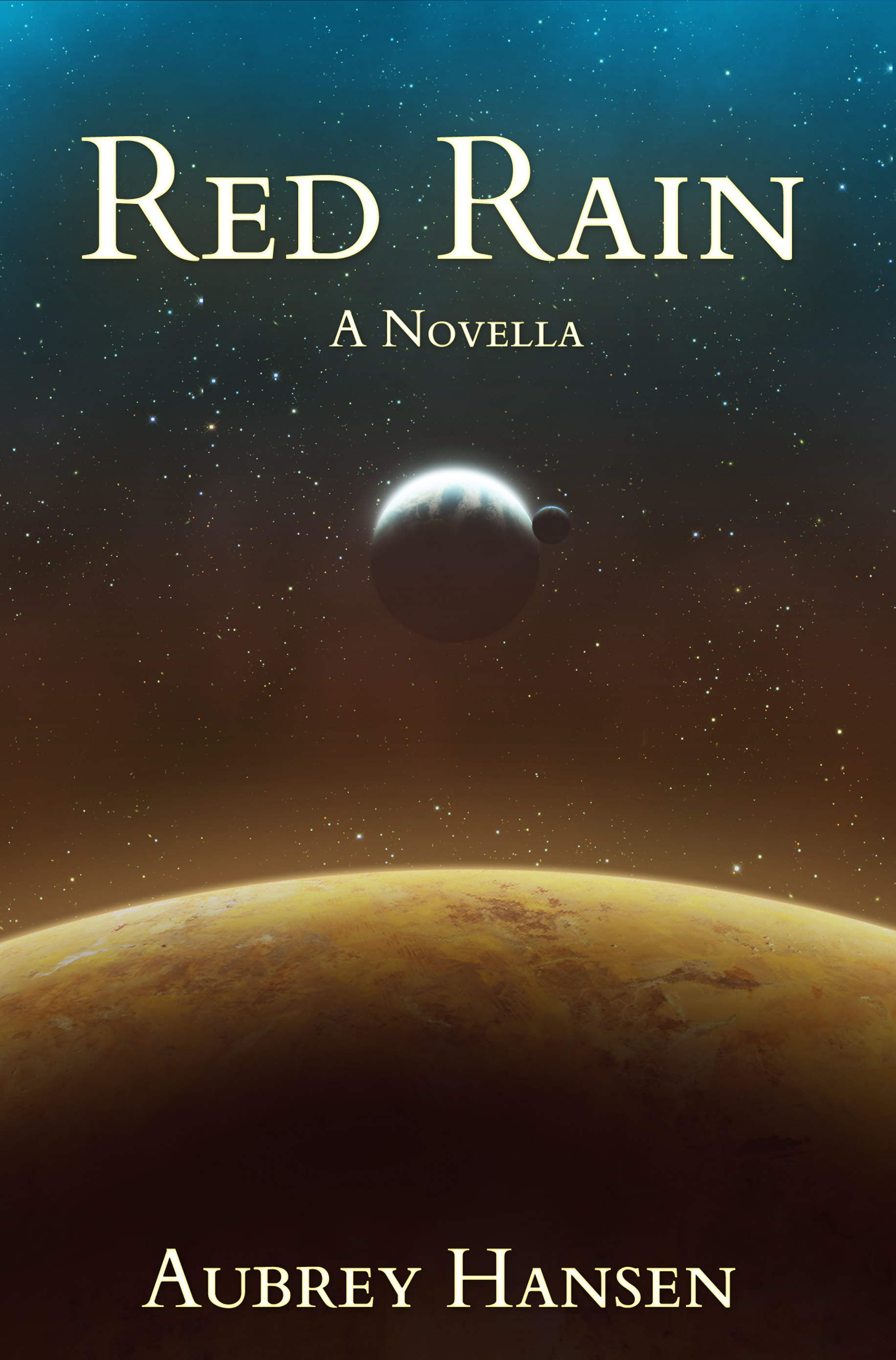 Red Rain front cover - revised