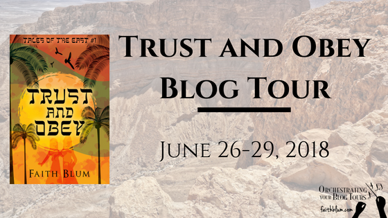 Trust and Obey Blog Tour